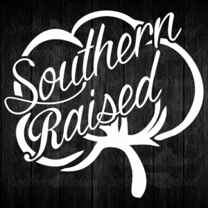 3d6dedd4527 Southern Raised Square Cotton Decal