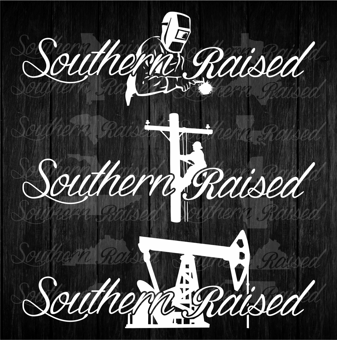 Southern Truck Stickers Stickers Design